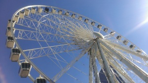 Love this photo  the Skyview, from my heyday of exploring in ATL.